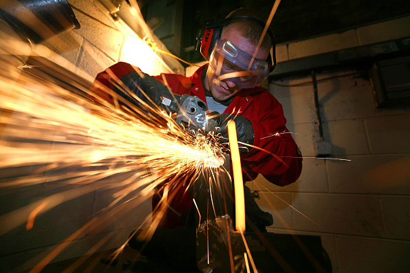 Working「Young Apprentices Begin Working At Cammell Laird Shipyard」:写真・画像(13)[壁紙.com]