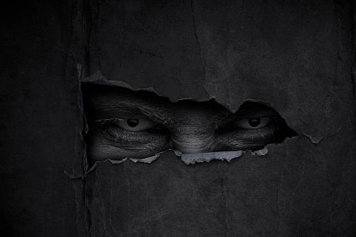 Halloween ghost「Zombie」:スマホ壁紙(3)