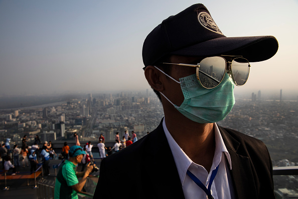 Air Pollution「Smog and Pollution Continue to Effect Bangkok and Northern Thailand」:写真・画像(17)[壁紙.com]