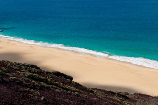 La Graciosa - Canary Islands「Playa (beach) de las Conchas」:スマホ壁紙(13)