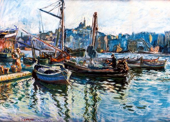 Recreational Pursuit「The Port At Marseille」:写真・画像(8)[壁紙.com]