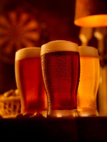 Beer Tap「Three Pints of Beer」:スマホ壁紙(8)