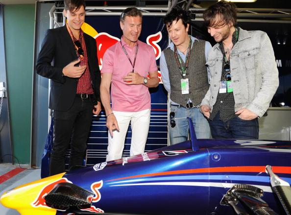 Mark Wilson「Celebrities Attend The Melbourne Grand Prix」:写真・画像(15)[壁紙.com]