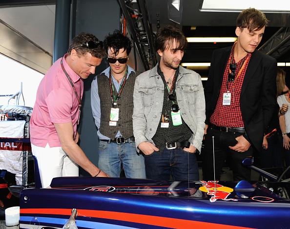Mark Wilson「Celebrities Attend The Melbourne Grand Prix」:写真・画像(19)[壁紙.com]