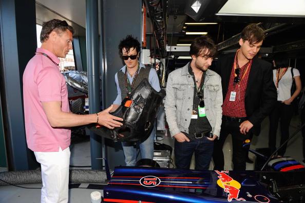 Mark Wilson「Celebrities Attend The Melbourne Grand Prix」:写真・画像(16)[壁紙.com]