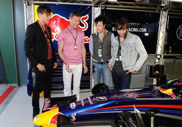 Mark Wilson「Celebrities Attend The Melbourne Grand Prix」:写真・画像(17)[壁紙.com]
