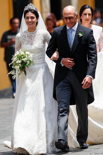 Bouquet「Wedding of Prince Christian of Hanover and Alessandra de Osma in Lima」:写真・画像(6)[壁紙.com]