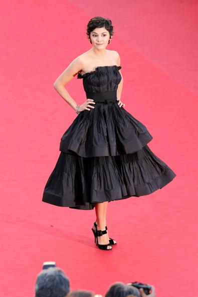 オドレイ・トトゥ「'La Venus A La Fourrure' Premiere - The 66th Annual Cannes Film Festival」:写真・画像(6)[壁紙.com]