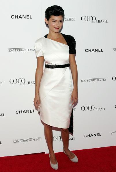 """オドレイ・トトゥ「CHANEL Presents the New York Premiere of """"Coco Before CHANEL"""" - Red Carpet」:写真・画像(14)[壁紙.com]"""