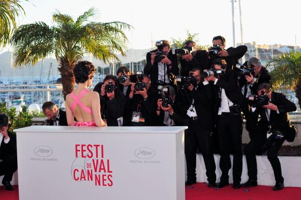 オドレイ・トトゥ「Palme D'Or Winners Photocall - The 66th Annual Cannes Film Festival」:写真・画像(15)[壁紙.com]