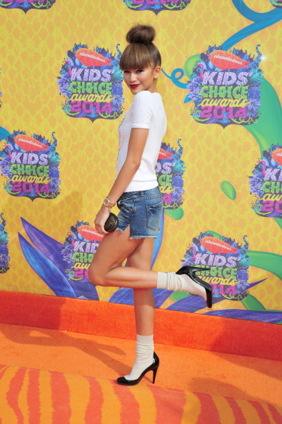 High Heels「Nickelodeon's 27th Annual Kids' Choice Awards - Arrivals」:写真・画像(7)[壁紙.com]