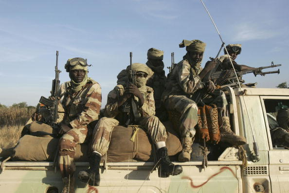 Army Soldier「Hundereds Are Killed As Violence In Eastern Chad Continues」:写真・画像(4)[壁紙.com]