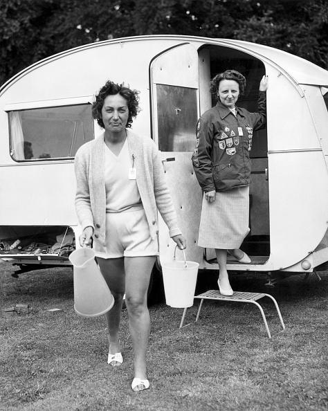 Camping「Caravan」:写真・画像(10)[壁紙.com]