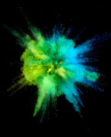 Symmetry「Powder Explosion」:スマホ壁紙(14)