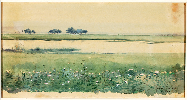 Wildflower「(Landscape With Marshes)」:写真・画像(11)[壁紙.com]