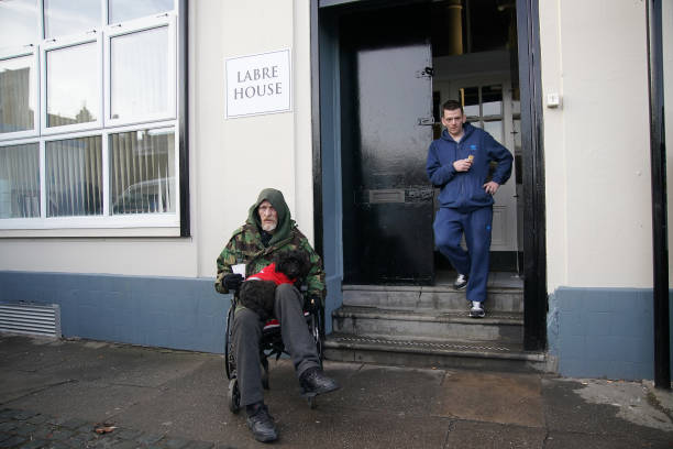 Hostel「Mayor Of Liverpool Launches Labre Centre For Rough Sleepers」:写真・画像(3)[壁紙.com]