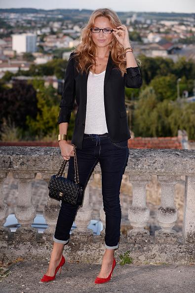 Angouleme「'Adriana Karembeu' Photocall : 8th Angouleme French-Speaking Film Festival」:写真・画像(4)[壁紙.com]