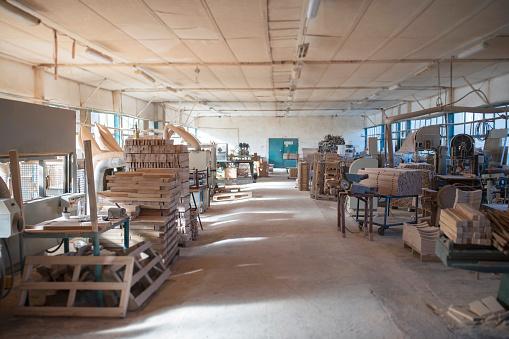 Workshop「Carpentry Workshop Interior」:スマホ壁紙(5)