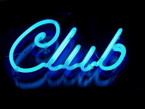 Single Word「Club neon sign」:スマホ壁紙(17)