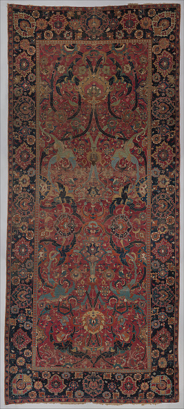 Rug「Floral Arabesque Carpet」:写真・画像(16)[壁紙.com]
