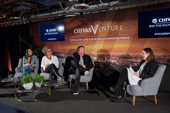 New Business「Chivas Venture - Series Of Talks」:写真・画像(9)[壁紙.com]