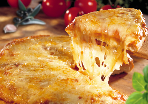 Unhealthy Eating「American Pizza」:スマホ壁紙(12)
