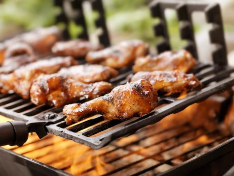 Chicken Wing「BBQ Chicken Wings」:スマホ壁紙(18)