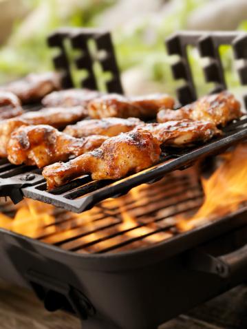 Chicken Wing「BBQ Chicken Wings」:スマホ壁紙(7)