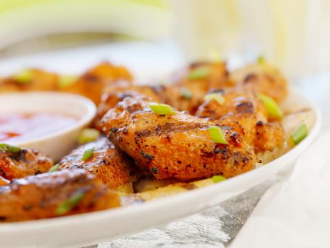 Chicken Wing「BBQ Chicken Wings」:スマホ壁紙(4)