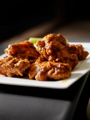 Chicken Wing「BBQ Chicken Wings」:スマホ壁紙(0)