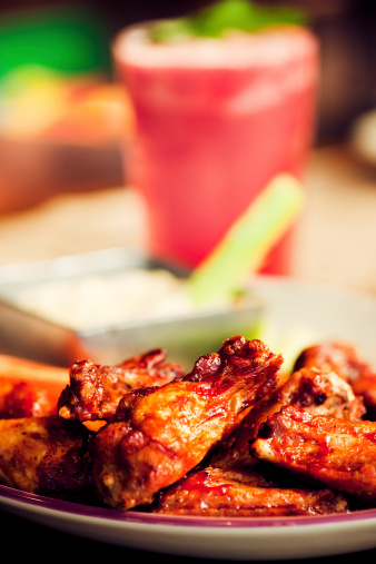 Chicken Wing「BBQ Chicken Wings」:スマホ壁紙(14)