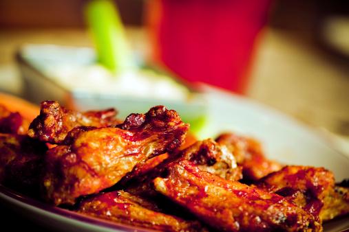 Chicken Wing「BBQ Chicken Wings」:スマホ壁紙(16)