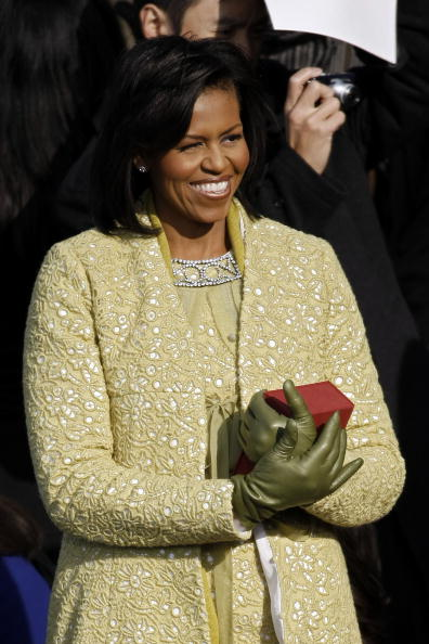 Yellow「Barack Obama Is Sworn In As 44th President Of The United States」:写真・画像(18)[壁紙.com]