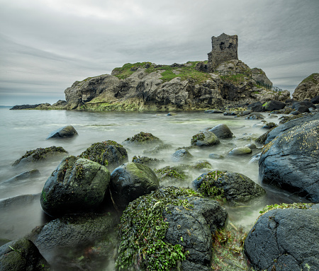 Northern Ireland「Kinbane Head, County Antrim」:スマホ壁紙(6)