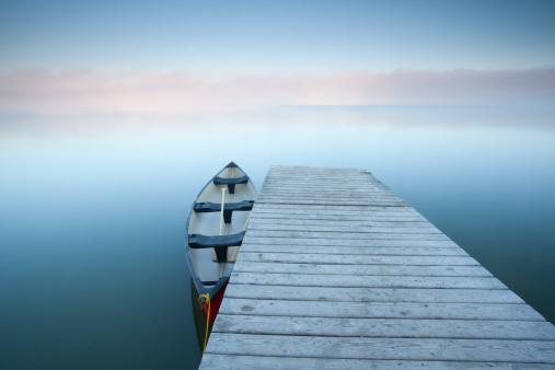 Pier「Riding Mountain National Park, Manitoba.」:スマホ壁紙(2)