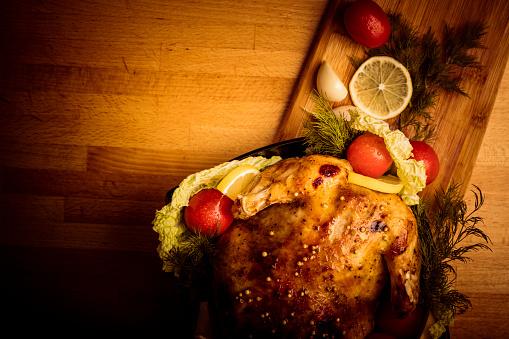 Turkey - Bird「Turkey Dinner」:スマホ壁紙(4)