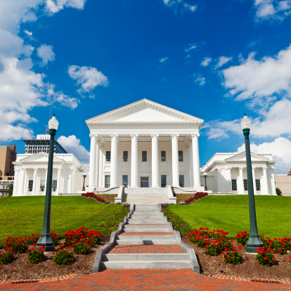 Virginia - US State「State Capitol Building Of Virginia, USA」:スマホ壁紙(3)