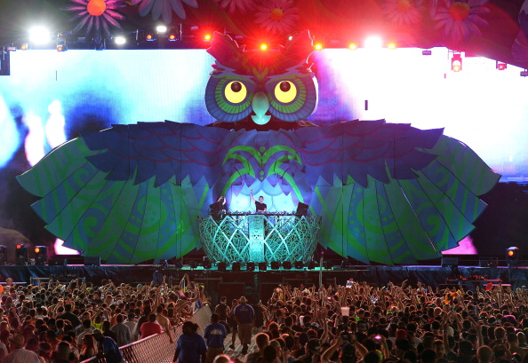 EDC「17th Annual Electric Daisy Carnival - Day 1」:写真・画像(6)[壁紙.com]