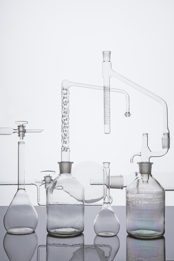 Image「Instrument of chemistry and alchemy, science, measurement, test tube」:スマホ壁紙(6)