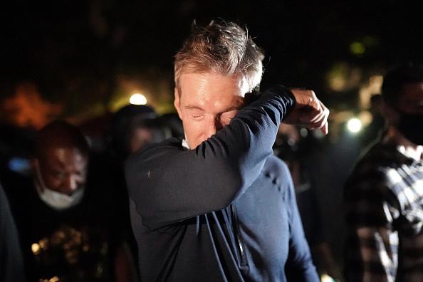 Politics「Feds Attempt To Intervene After Weeks Of Violent Protests In Portland」:写真・画像(8)[壁紙.com]