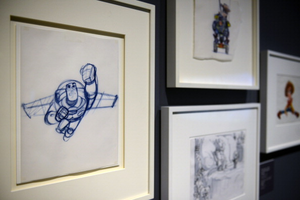 Toy Story「'Pixar, 25 years of Animation' : Exhibition Preview At the Art Ludique Museum In Paris」:写真・画像(18)[壁紙.com]