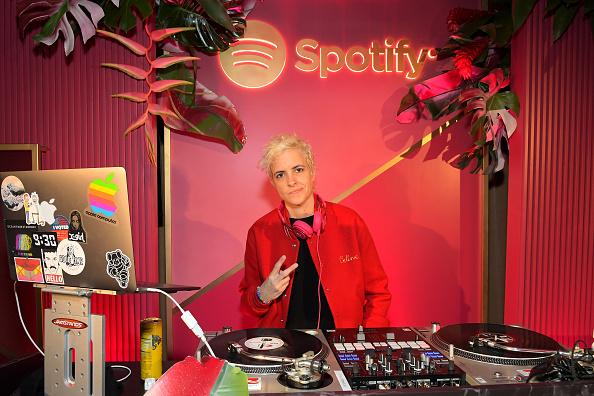 Samantha Ronson「Spotify's Dawn Ostroff Hosts An Event Around Gender Equity」:写真・画像(0)[壁紙.com]