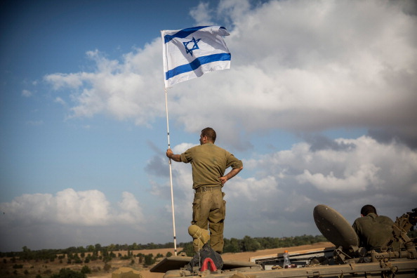 Gaza Strip「Tensions Remain High At Israeli Gaza Border」:写真・画像(6)[壁紙.com]
