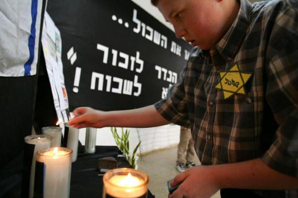 Yellow「Israel Commemorates Holocaust Memorial Day」:写真・画像(14)[壁紙.com]