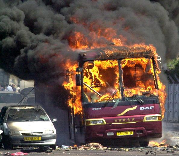 Bus「Bus Bombing In Israel」:写真・画像(5)[壁紙.com]