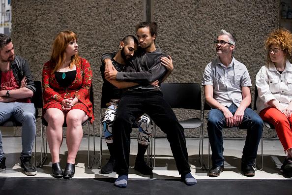 Barbican Art Gallery「Trajal Harrell: Hoochie Koochie, A Performance Exhibition」:写真・画像(10)[壁紙.com]