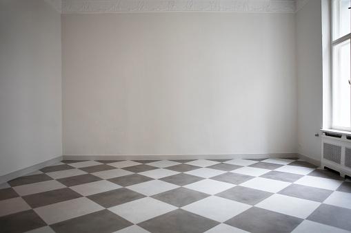 Stucco「Empty room in a flat」:スマホ壁紙(13)