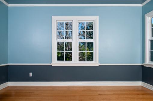 Baseboard「Empty Room With Window」:スマホ壁紙(6)