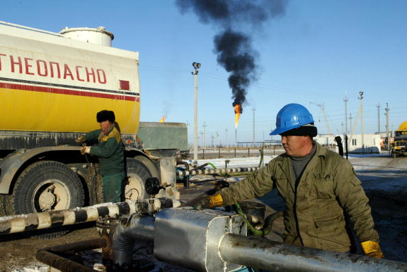 Kazakhstan「Kazakhstan Oil Industry Is Booming」:写真・画像(6)[壁紙.com]