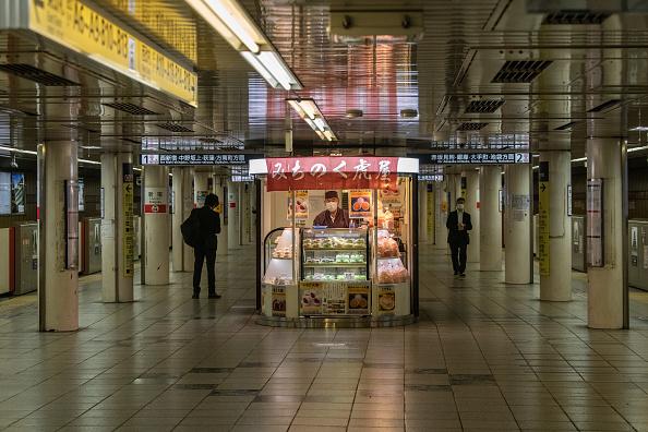 Tokyo - Japan「Japan In Third Week Of Coronavirus State of Emergency」:写真・画像(3)[壁紙.com]